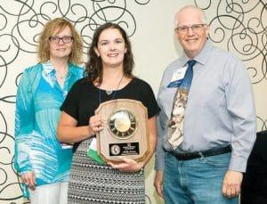 Circuit Clerk Lemons Wins Statewide Award